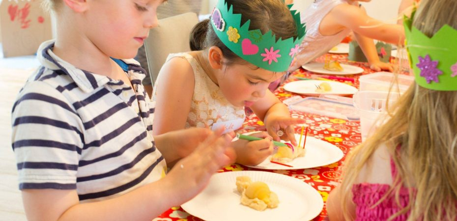 small crafts business kids birthday parties